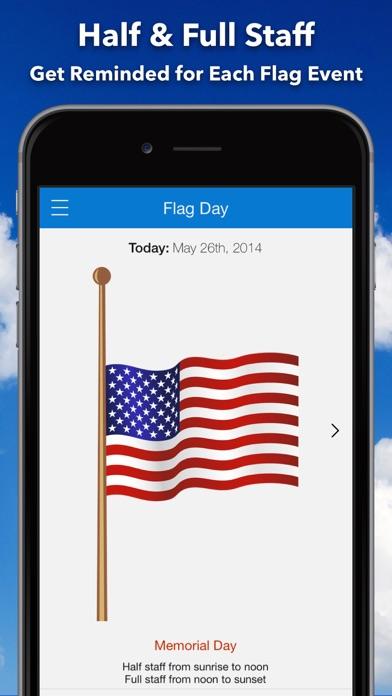 Flag Day - US Flag Calendar app image