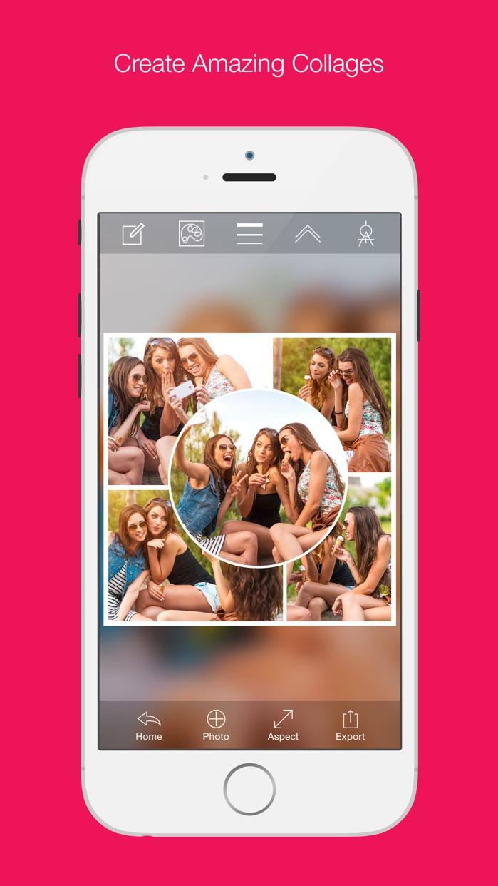 Photo Collage Creator Screenshot