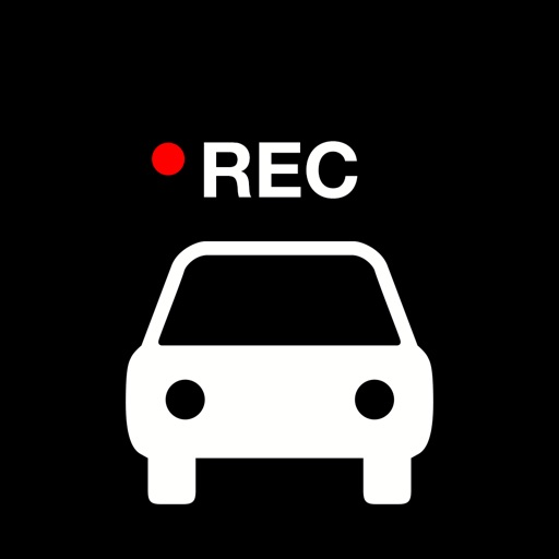 CarRec DVR - car camera, dashboard video recorder