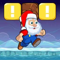 Super Santa World - Most Popular Free Run Games