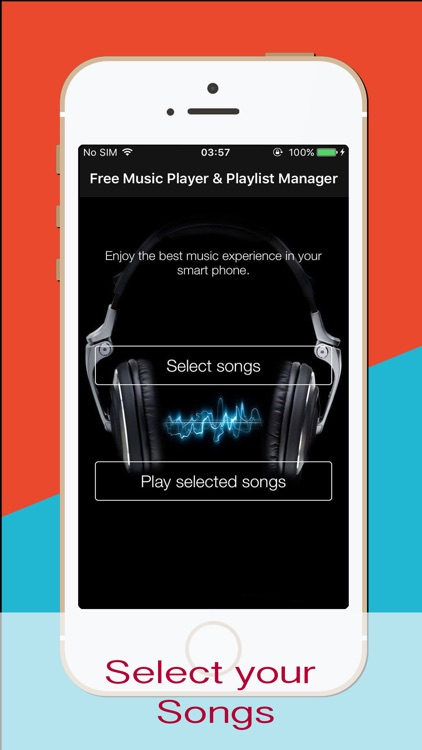 Free Music Player Playlist manager _ iMP3 Sound by oussama dob