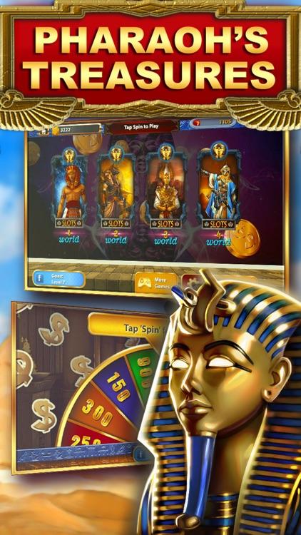 Pharaohs Way slots machines free casino games