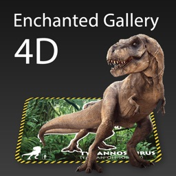 Enchanted Gallery-Dinosaurs 4D