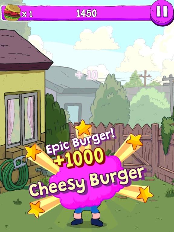 Blamburger tablet App screenshot 4