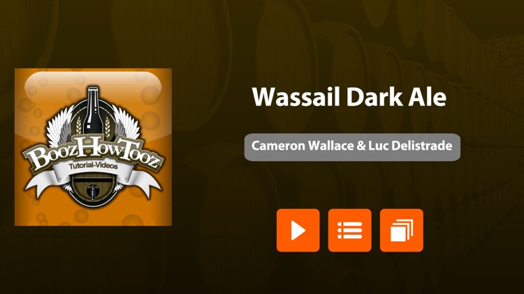 Wassail Dark Ale 101 screenshot-0