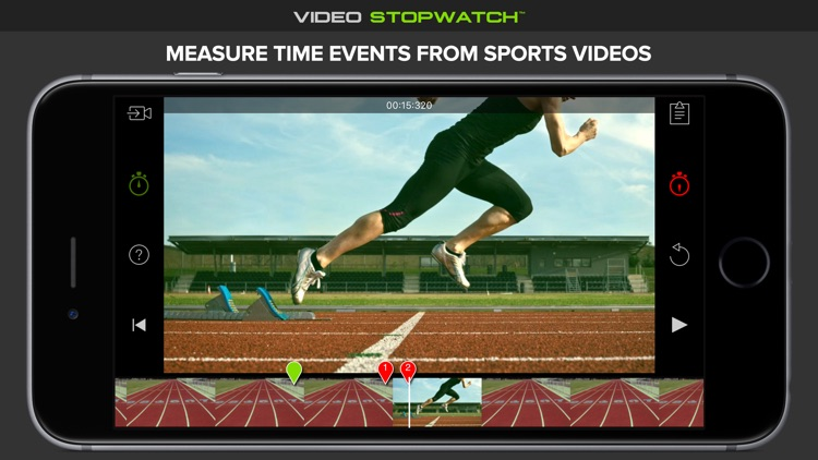 Video Stopwatch - Time Analysis for Sports and Physics