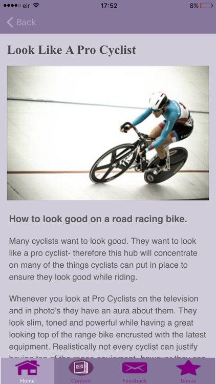Road Cycling Techniques screenshot-4