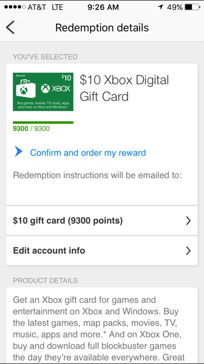 Microsoft Rewards screenshot-3