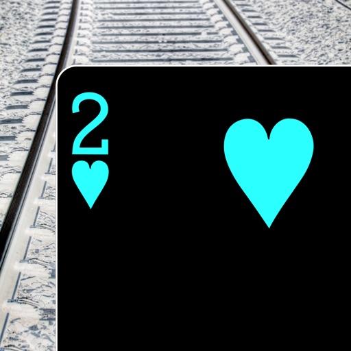 Deja Vu Rail Solitaire