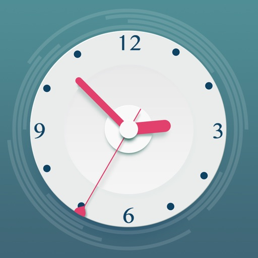 World Clock HD for time lag, travel, world time