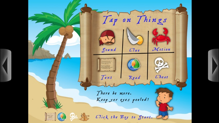 The Day I Became A Pirate - An Interactive Book App for Kids screenshot-4