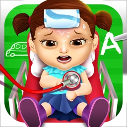 My Dina Doctor Spa Salon Kids Games