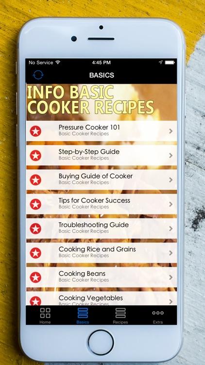 Best Pressure Cooker Recipes - Pursuing Perfection of Healthy Crock Pot Fast Recipes screenshot-4