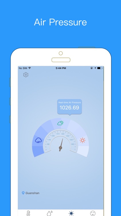 Hygro-thermometer Pro - Weather Monitoring