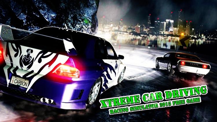 xtreme Car Driving Racing Simulator 2015 Pro Game