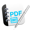 PDF Edit Express - PDF Vector Drawing + OCR + TXT Editor - Mach Software Design