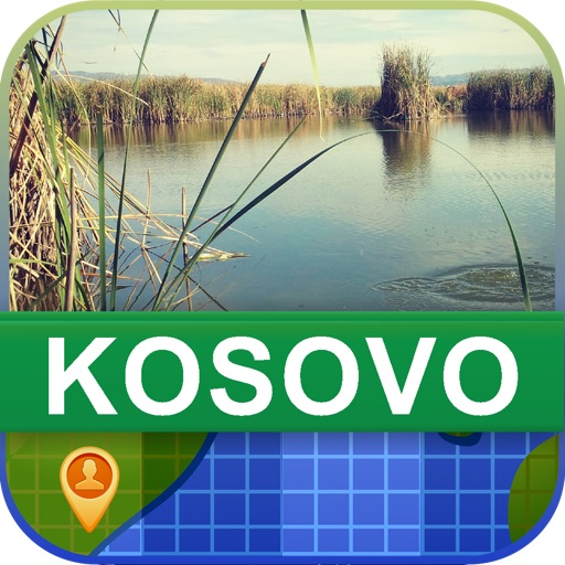 Offline Kosovo Map - World Offline Maps