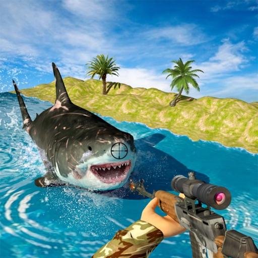 Shark Hunting-Scuba Deep Diving & Fish Shooting iOS App