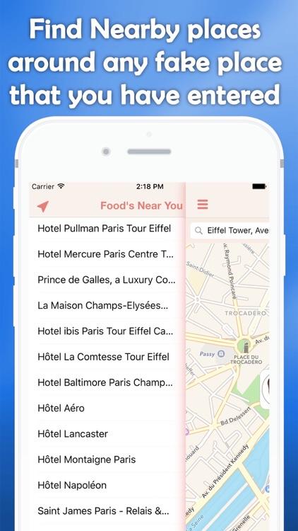 Fake GPS - Fake My Location & Change My location