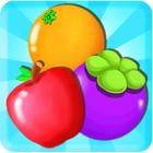 Fruity Blitz : Match & Slice Fruit Emojis icon