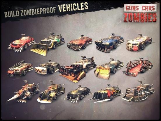 Guns, Cars and Zombies! для iPad