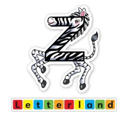 Letterland Stories Z