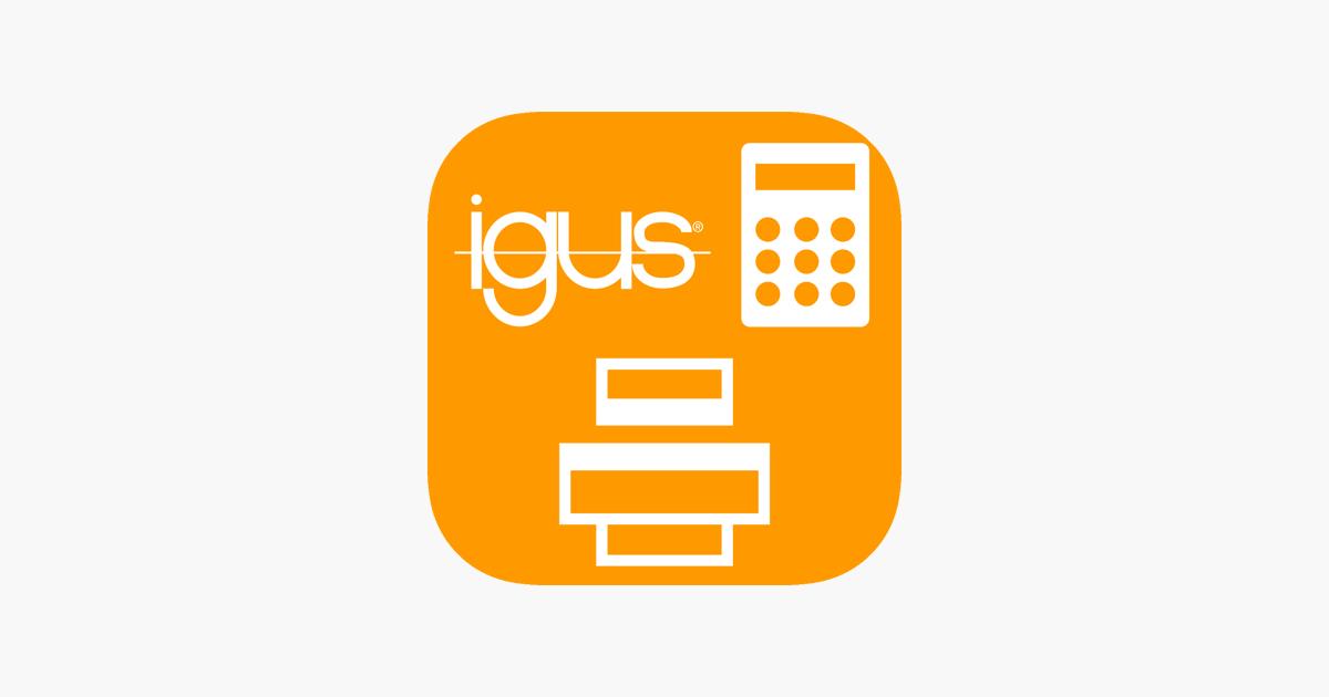 igus fit calculator on the app store. Black Bedroom Furniture Sets. Home Design Ideas