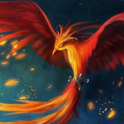 Phoenix bird wallpapers hd quotes and pictures on the app store phoenix bird wallpapers hd quotes and pictures 17 voltagebd Images