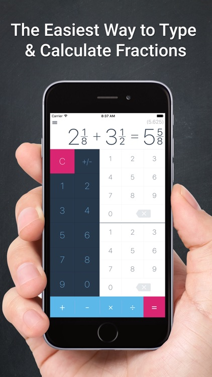 Fraction Calculator Pro Plus