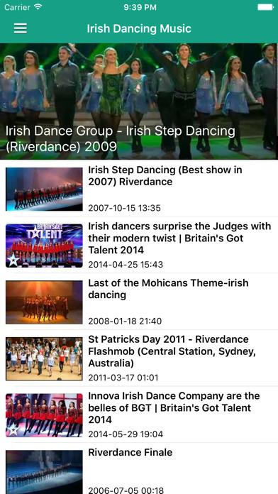 Irish Celtic Music & Scottish Folk Songs Free screenshot four