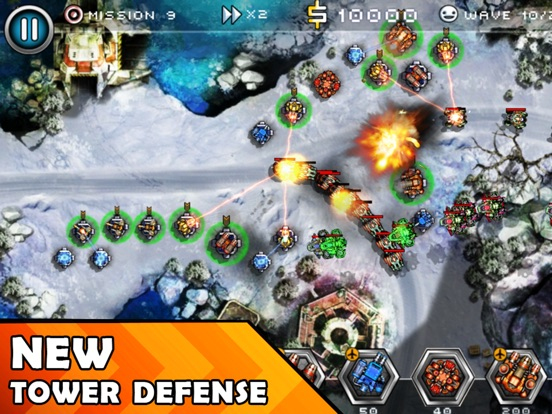 Tower Defense Zone 2-ipad-0