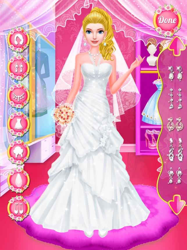 Wedding Salon Makeover en App Store