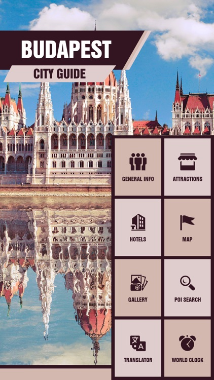 Budapest Tourist Guide screenshot-1