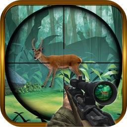Forest Animal Hunter 3D