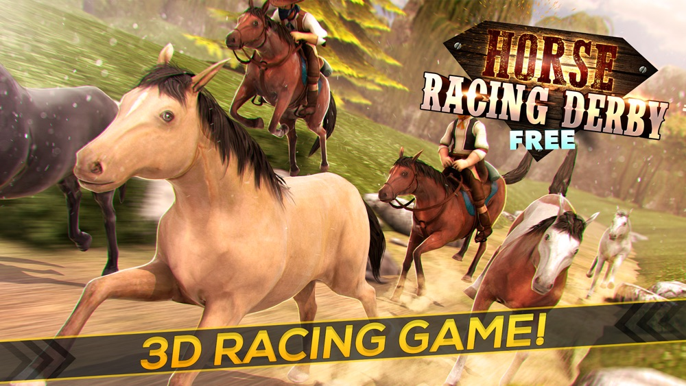 Horse Racing Derby 2016 Simulator 3D Game For Free Cheat Codes