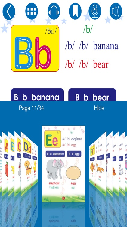 English Phonics 1 English Version screenshot-4