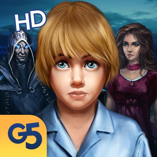 Lost Souls: Enchanted Paintings HD (Full) icon