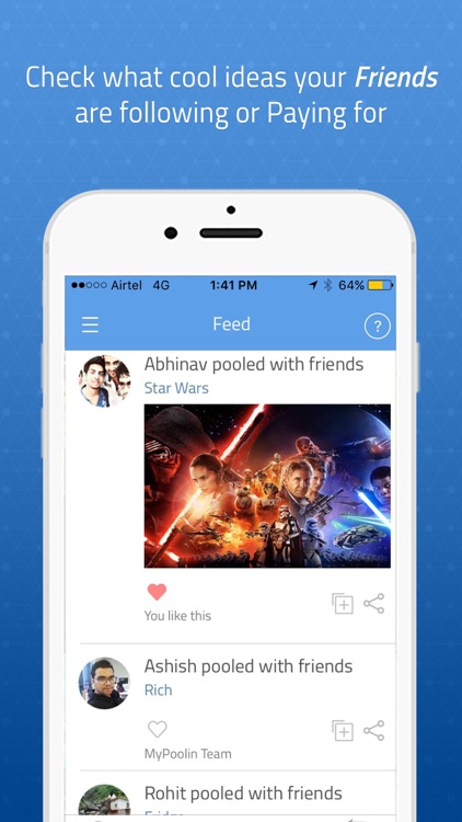 MyPoolin: Plan and Pay with Friends screenshot-4