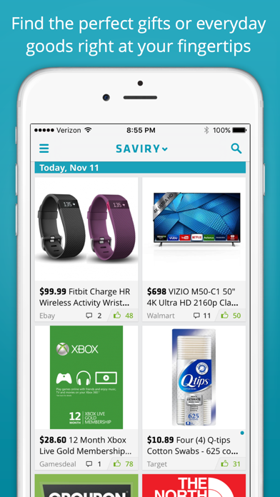 messages.download Saviry by 1Sale - Deals, Freebies, Sales FREE software