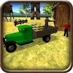 Farm Truck Simulator- 3D transport trailer game