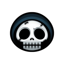 Halloween Avatar Sticker