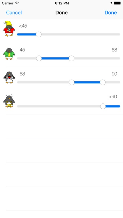 Weather Penguin