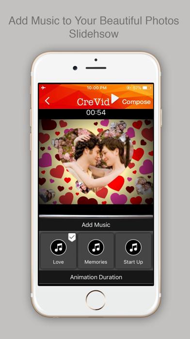 Easy Photo Slideshow & Video Maker with Music screenshot three