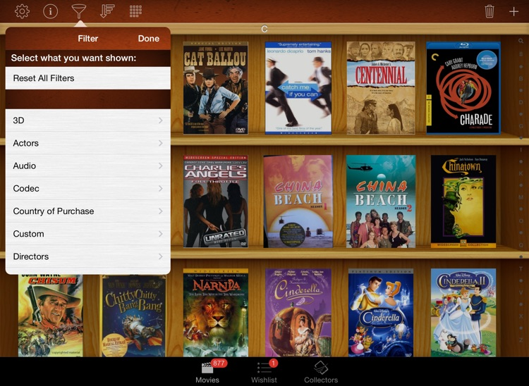 Movie Manager Pro for iPad screenshot-3