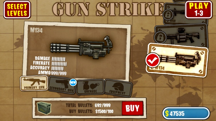 ガン・ストライク Gun Strike screenshot-4