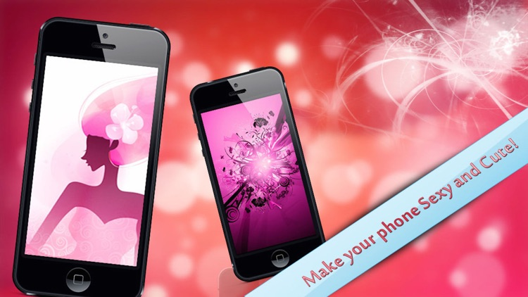 Wallpapers - Pink Edition Pro