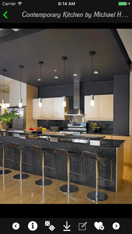 Kitchen Designs Ideas screenshot-3