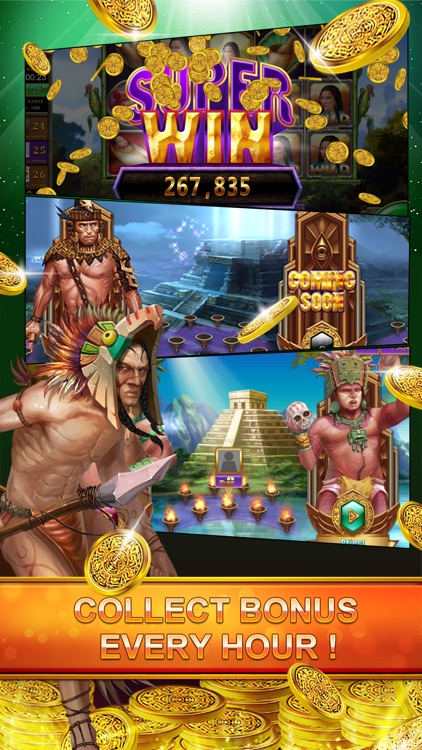 Slots™ - Maya's Way : FREE Vegas Casino Slots screenshot-3