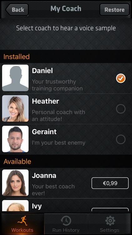 Interval Run screenshot-0
