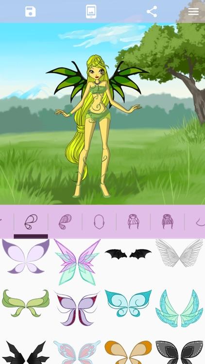 Avatar Maker: Fairies